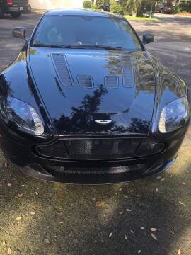 2015 Aston Martin V12 Vantage for sale at NJ Enterprises in Indianapolis IN