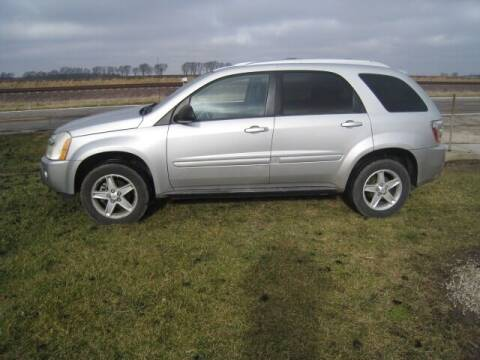 2005 Chevrolet Equinox for sale at BEST CAR MARKET INC in Mc Lean IL