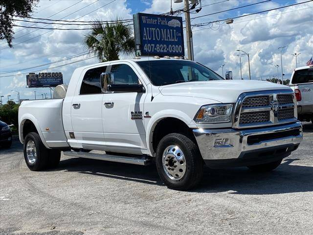 2017 RAM Ram Pickup 3500 for sale at Winter Park Auto Mall in Orlando FL
