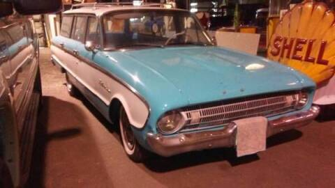 1961 Ford Falcon for sale at Classic Car Deals in Cadillac MI