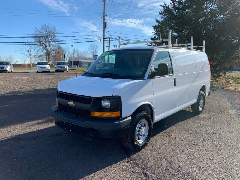 2015 Chevrolet Express Cargo for sale at Interstate Fleet Inc. Auto Sales in Colmar PA
