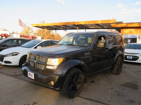 2011 Dodge Nitro for sale at Nile Auto Sales in Denver CO