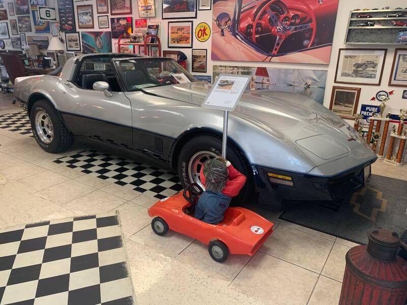 1981 Chevrolet Corvette for sale at A & A Classic Cars in Pinellas Park FL