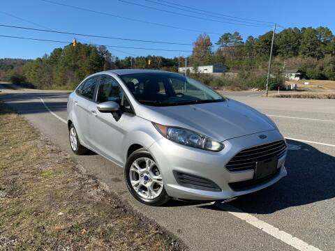 2014 Ford Fiesta for sale at Anaheim Auto Auction in Irondale AL