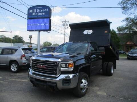 2015 GMC Sierra 3500HD for sale at Mill Street Motors in Worcester MA