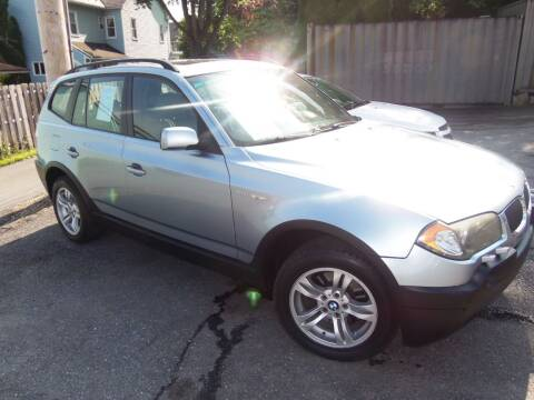 2005 BMW X3 for sale at Fulmer Auto Cycle Sales - Fulmer Auto Sales in Easton PA