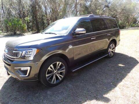2021 Ford Expedition for sale at TIMBERLAND FORD in Perry FL