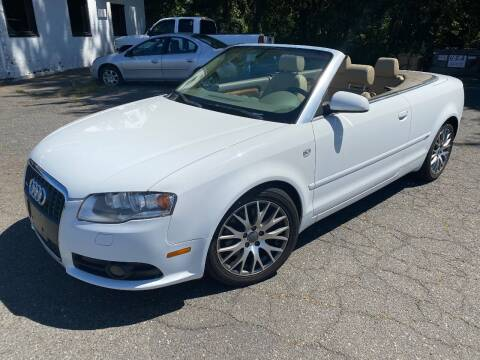 2009 Audi A4 for sale at East Windsor Auto in East Windsor CT