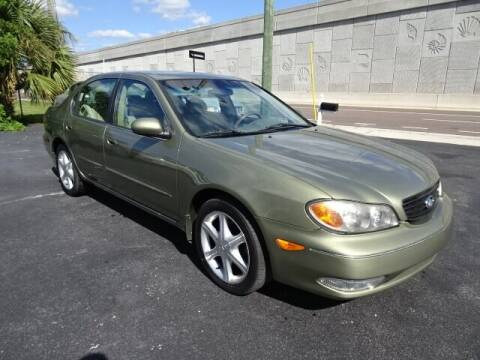 2003 Infiniti I35 for sale at DONNY MILLS AUTO SALES in Largo FL