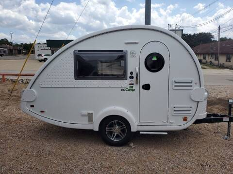 2020 Nucamp T@B S for sale at ROGERS RV in Burnet TX