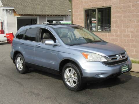 2011 Honda CR-V for sale at Advantage Automobile Investments, Inc in Littleton MA