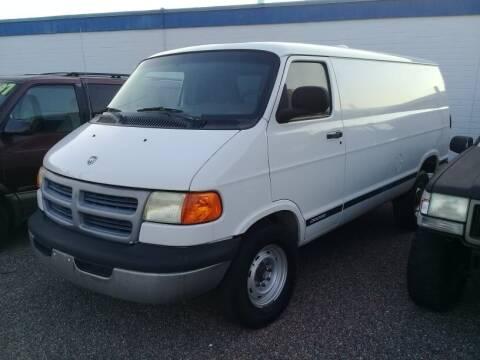 2000 Dodge Ram Van for sale at 1ST AUTO & MARINE in Apache Junction AZ
