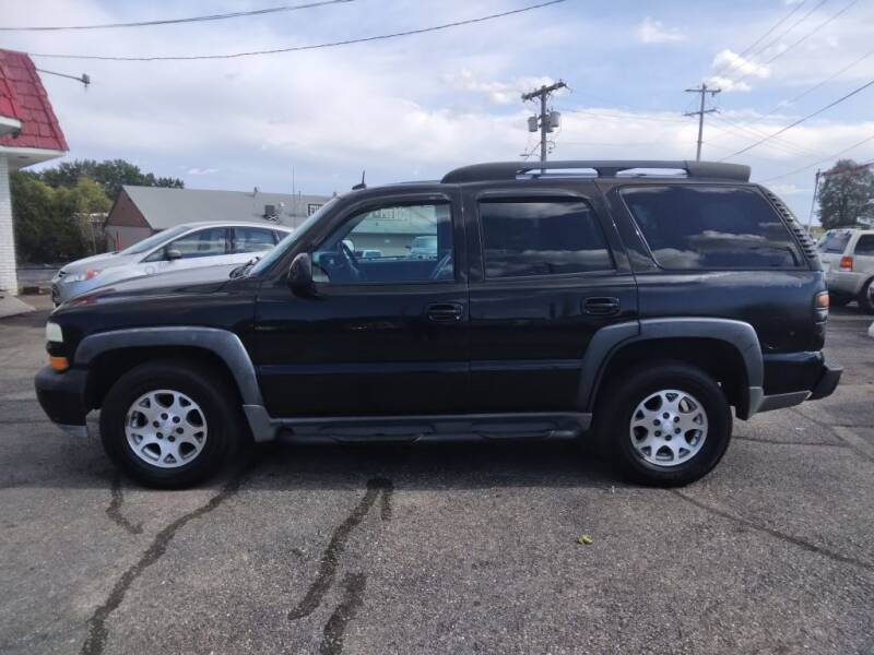 2003 Chevrolet Tahoe for sale at Savior Auto in Independence MO