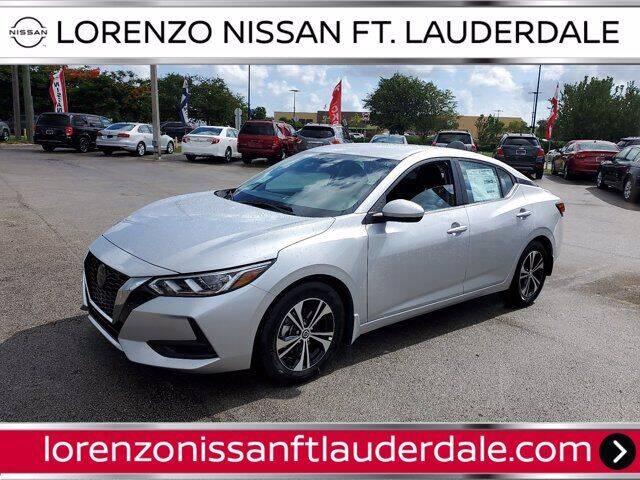 2021 Nissan Sentra for sale in Fort Lauderdale, FL