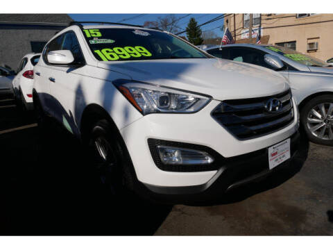2015 Hyundai Santa Fe Sport for sale at M & R Auto Sales INC. in North Plainfield NJ