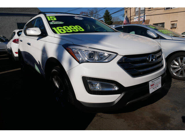 2015 Hyundai Santa Fe Sport for sale at M & R Auto Sales INC. in North Plainfield NJ