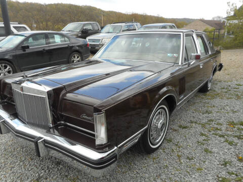 1982 Lincoln Mark VI for sale at Sleepy Hollow Motors in New Eagle PA