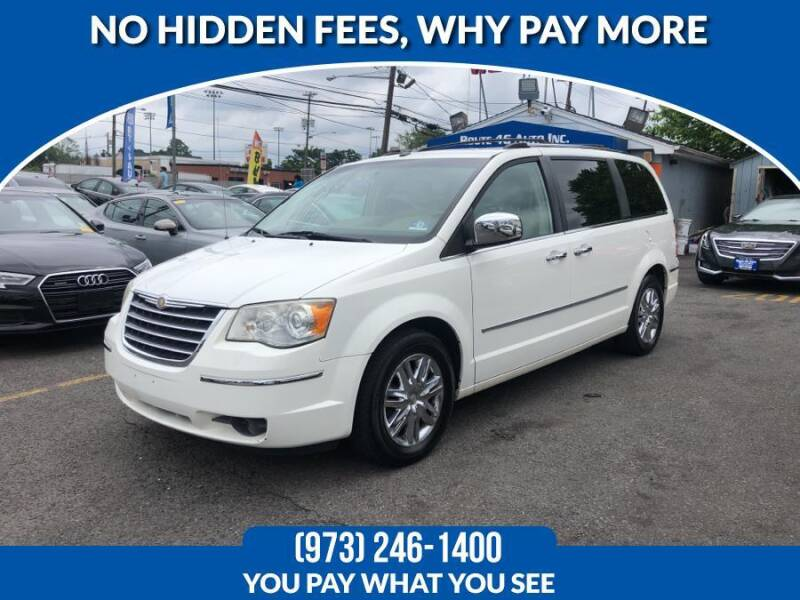 2008 Chrysler Town and Country for sale at Route 46 Auto Sales Inc in Lodi NJ