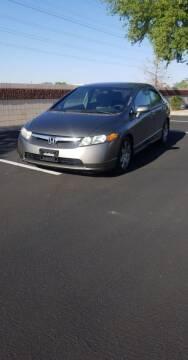 2006 Honda Civic for sale at Sooner Automotive Sales & Service LLC in Peoria AZ