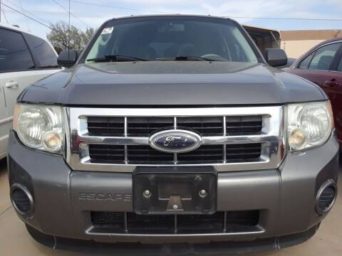 2009 Ford Escape for sale at Auto Haus Imports in Grand Prairie TX