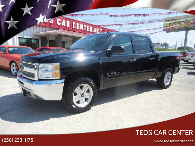 2013 Chevrolet Silverado 1500 for sale at TEDS CAR CENTER in Athens AL