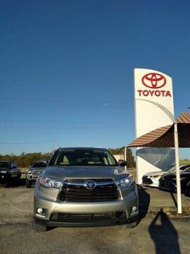 2016 Toyota Highlander for sale at Quality Toyota in Independence KS