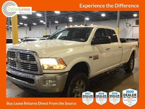 2017 RAM Ram Pickup 2500 for sale at Dallas Auto Finance in Dallas TX