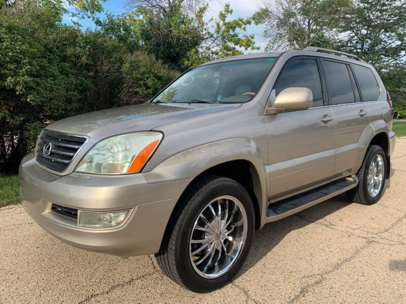 2004 Lexus GX 470 for sale at All Star Car Outlet in East Dundee IL