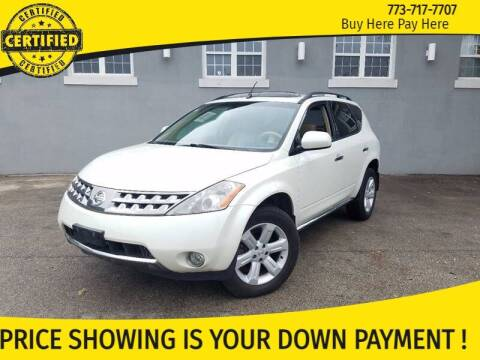 2006 Nissan Murano for sale at AutoBank in Chicago IL
