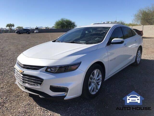 2018 Chevrolet Malibu for sale at Auto House Phoenix in Peoria AZ