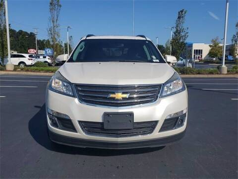 2015 Chevrolet Traverse for sale at Lou Sobh Kia in Cumming GA