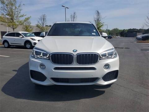 2018 BMW X5 for sale at Lou Sobh Kia in Cumming GA