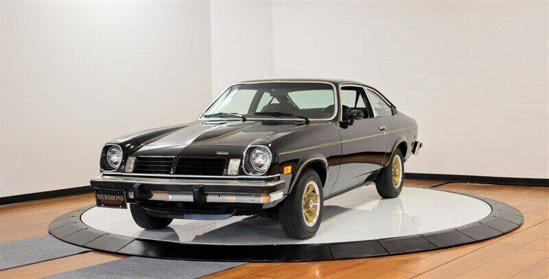 1975 Chevrolet Cosworth Vega for sale at Mershon's World Of Cars Inc in Springfield OH
