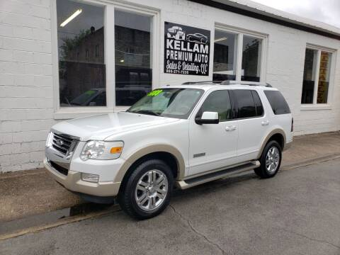 2007 Ford Explorer for sale at Kellam Premium Auto Sales & Detailing LLC in Loudon TN