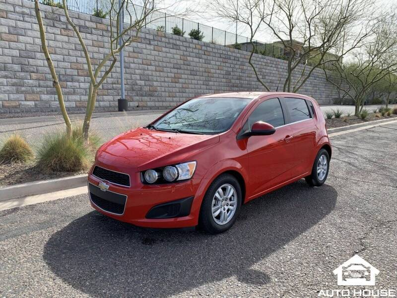 2012 Chevrolet Sonic for sale at AUTO HOUSE TEMPE in Tempe AZ