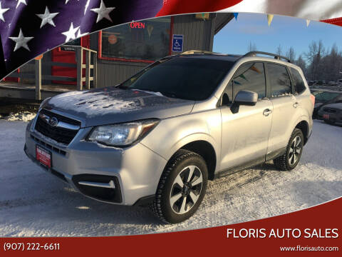 2017 Subaru Forester for sale at FLORIS AUTO SALES in Anchorage AK