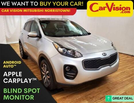 2018 Kia Sportage for sale at Car Vision Mitsubishi Norristown in Trooper PA