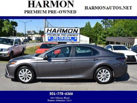 2021 Toyota Camry for sale at Harmon Premium Pre-Owned in Benton AR