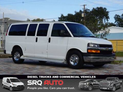 2013 Chevrolet Express Passenger for sale at SRQ Auto LLC in Bradenton FL