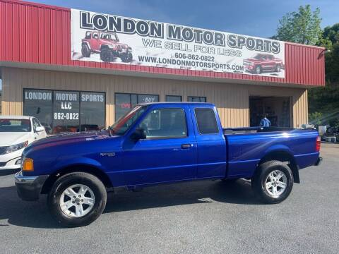 2005 Ford Ranger for sale at London Motor Sports, LLC in London KY