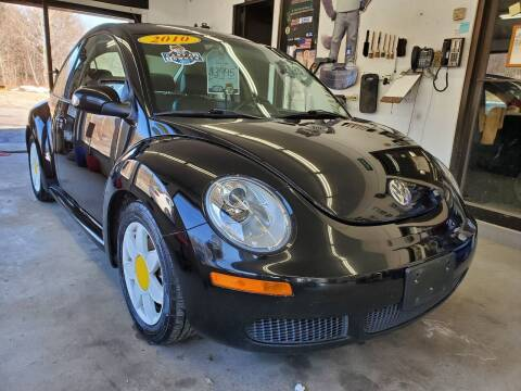 2010 Volkswagen New Beetle for sale at Oxford Auto Sales in North Oxford MA