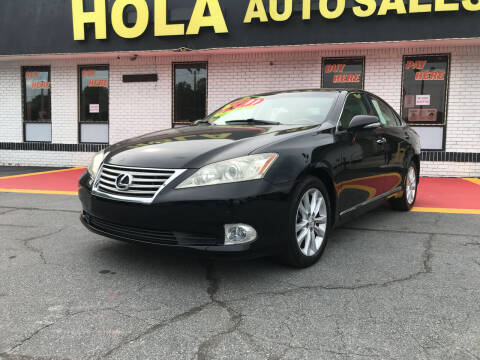 2010 Lexus ES 350 for sale at HOLA AUTO SALES CHAMBLEE- BUY HERE PAY HERE - in Atlanta GA