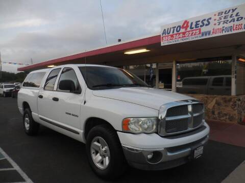 2002 Dodge Ram Pickup 1500 for sale at Auto 4 Less in Fremont CA