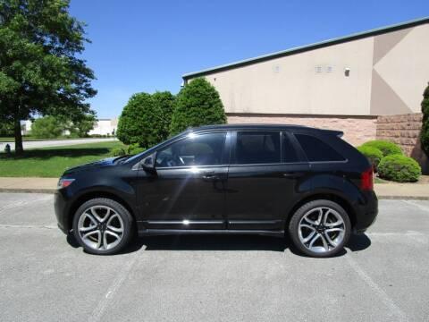 2014 Ford Edge for sale at JON DELLINGER AUTOMOTIVE in Springdale AR