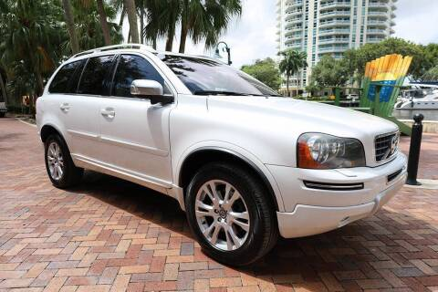 2013 Volvo XC90 for sale at Choice Auto in Fort Lauderdale FL