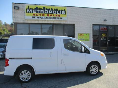 2017 Chevrolet City Express Cargo for sale at Metropolis Auto Sales in Pelham NH