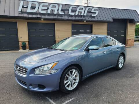 2010 Nissan Maxima for sale at I-Deal Cars in Harrisburg PA