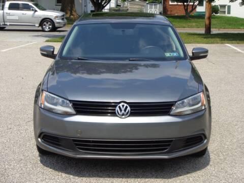 2012 Volkswagen Jetta for sale at MAIN STREET MOTORS in Norristown PA