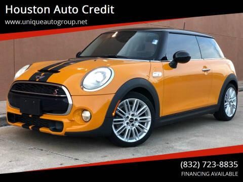 2015 MINI Hardtop 2 Door for sale at Houston Auto Credit in Houston TX