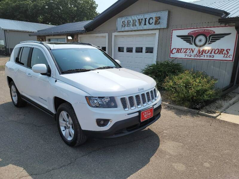 2017 Jeep Compass for sale in Spirit Lake, IA